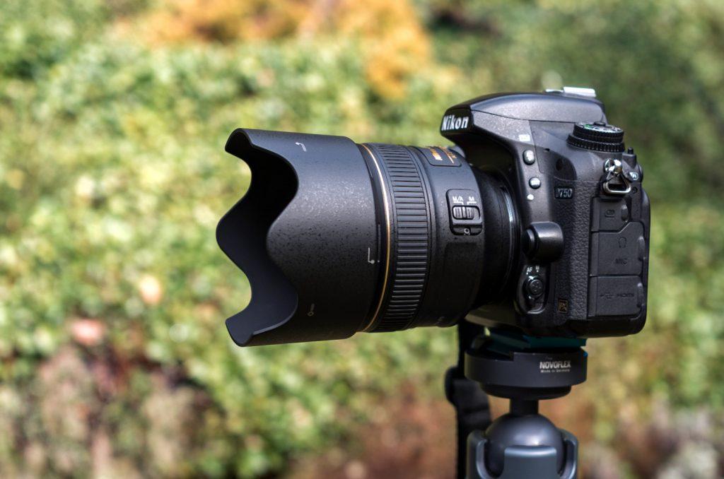 Nikon AF-S 58 mm