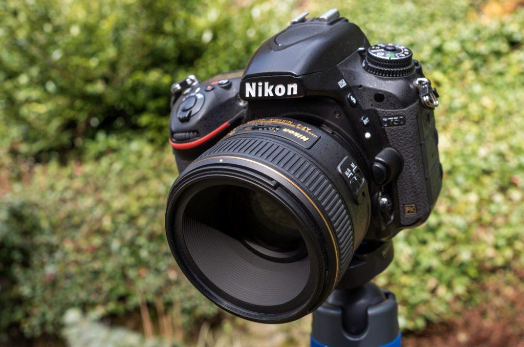 Nikon 1,4/58 mm